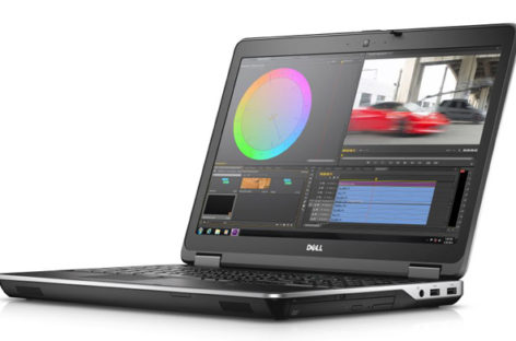 Dell Precision M2800 notebook: Low-priced pro performance