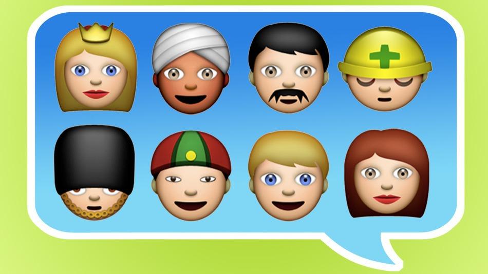 Emojis lack ethnic diversity