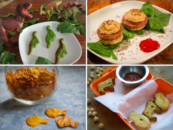 Foodini 3D printed foods