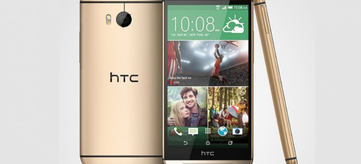 HTC One M8 smartphone now available in US