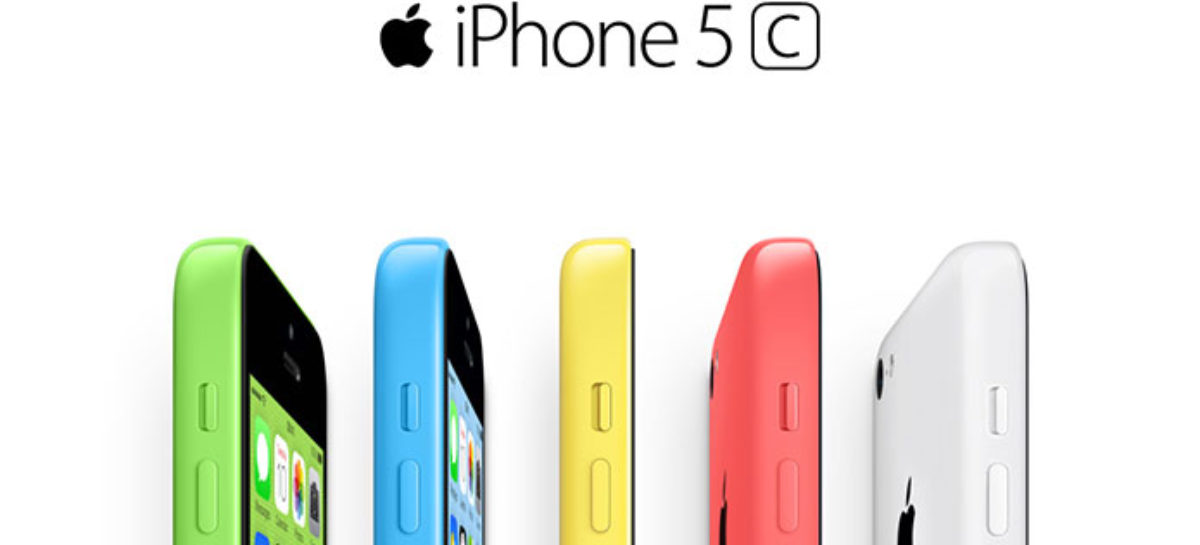 Apple releases 8GB iPhone 5C