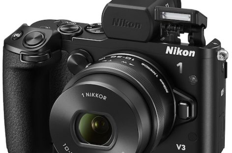 Nikon 1 V3 mirrorless camera unveiled