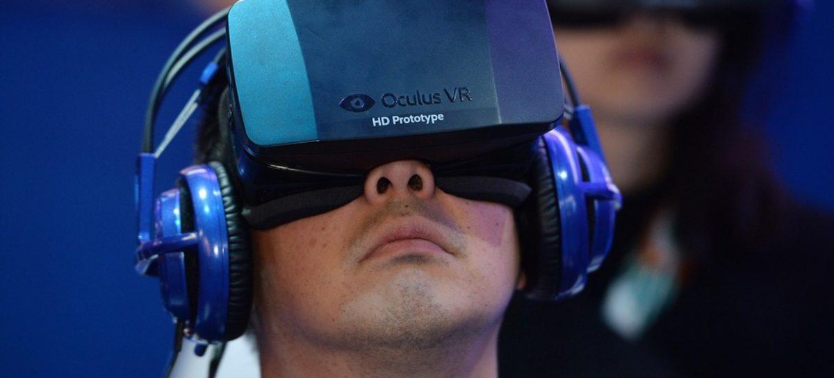 Facebook acquires Oculus Rift company