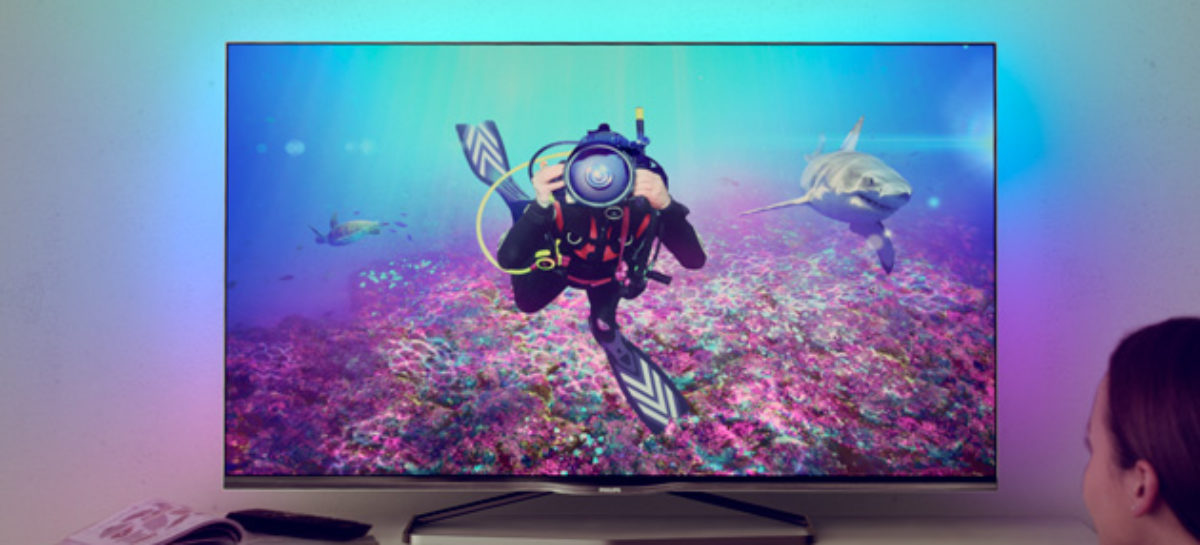 Two Philips Android powered TV sets unveiled