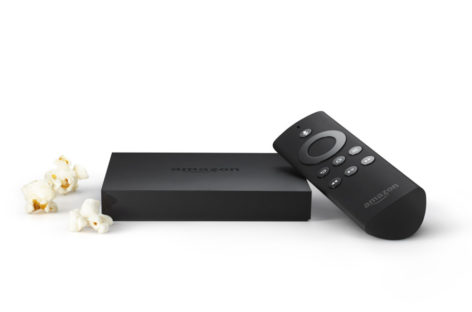 Amazon reveals Fire TV, an Android media console