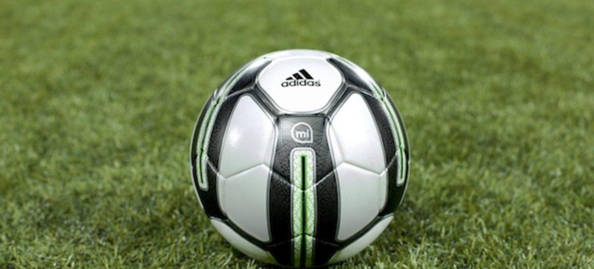 Adidas miCoach smart ball unveiled