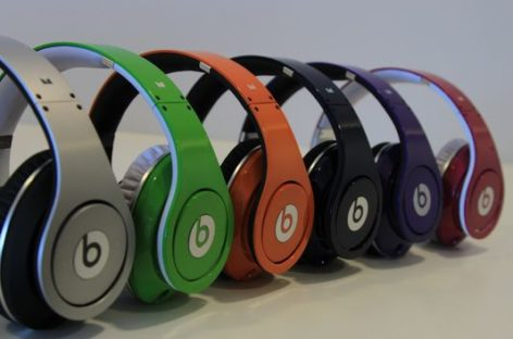 Apple set to acquire Beats Electronics
