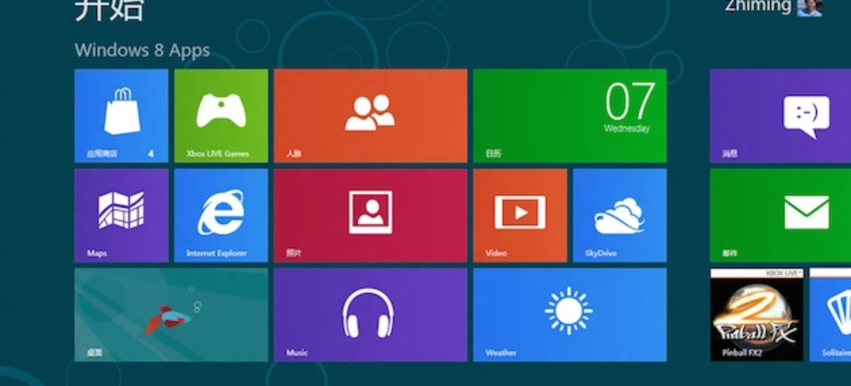 China bans Windows 8 in government computers