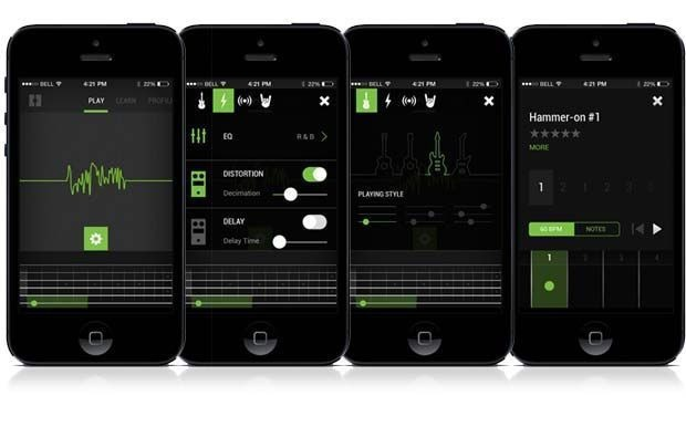 FretPen app