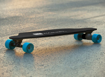 Marbel smart skateboard: Move over Segway?