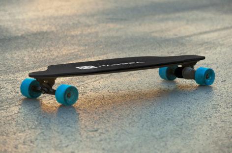 Marbel smart skateboard: Move over Segway?