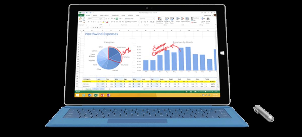 Microsoft Surface Pro 3: Thinnest, lightest, biggest