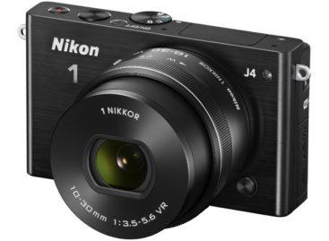 Nikon 1 J4 mirrorless camera arrives in US