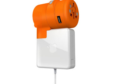 Konnext OneAdapter Twist: Charge your MacBook anywhere