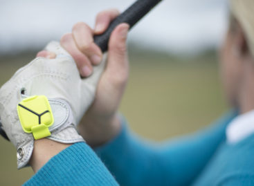 Zepp golf sensor helps improve your swing