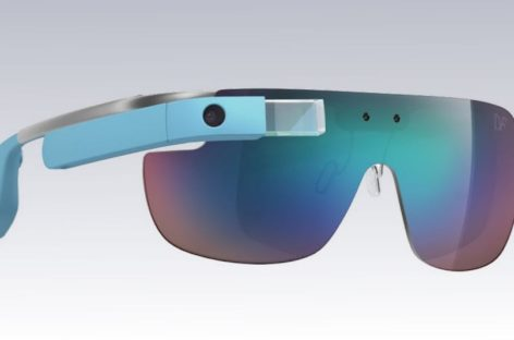 Diane von Furstenberg designs new frames for Google Glass