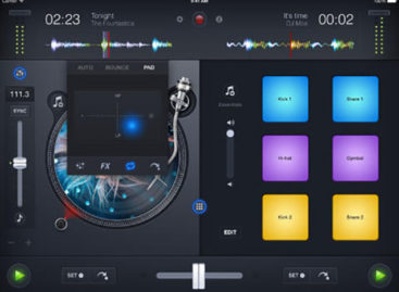 5 apps of the week, featuring Spotify-integrated Djay 2