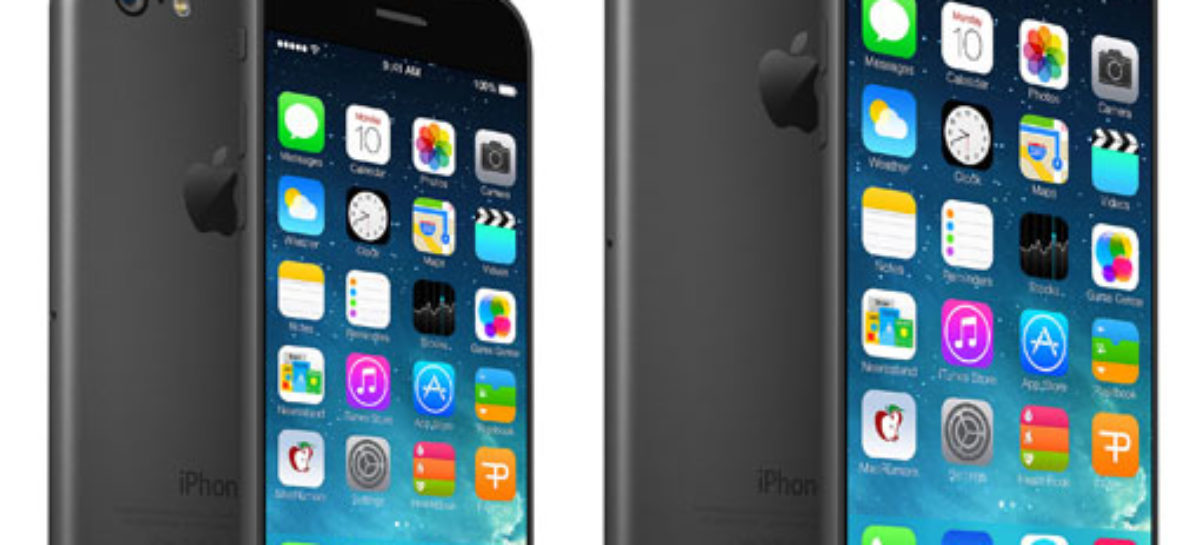 Report: iPhone 6 may be larger
