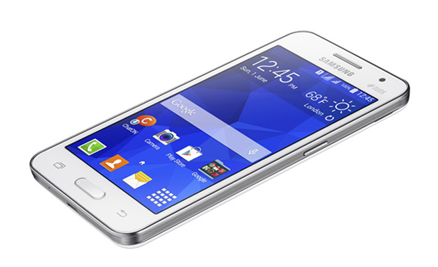 Samsung Galaxy Core II, the latest Samsung budget smartphone