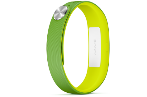Sony SmartBand: A fitness tracker with a little extra