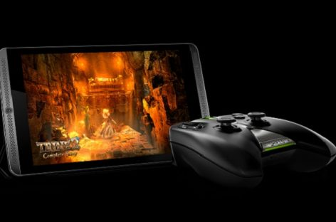 NVIDIA Introduces The SHIELD Tablet