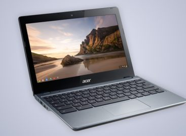 Acer C270 Chromebook: As powerful as a laptop