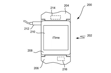 Apple iTime patent approved