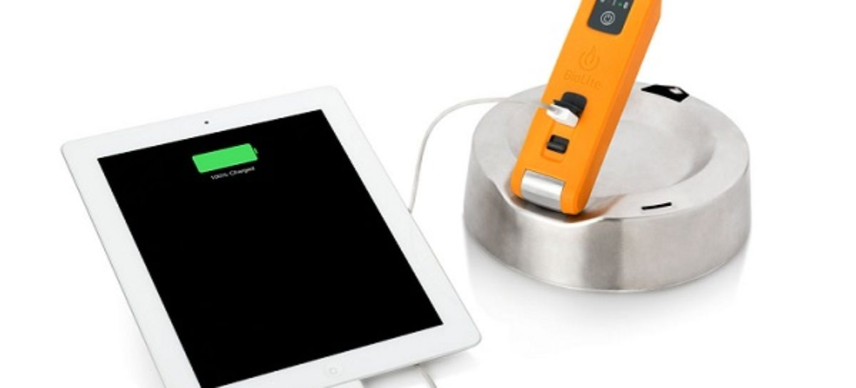 BioLite KettleCharge, Charge Devices While Heating Water