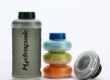 Hydrapak Stash Collapsible Bottle