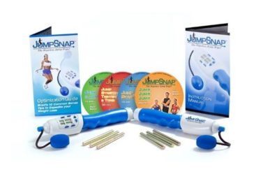 JumpSnap Ropeless Jump Rope