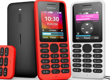 Nokia 130: Microsoft-owned phone with 36-day battery life