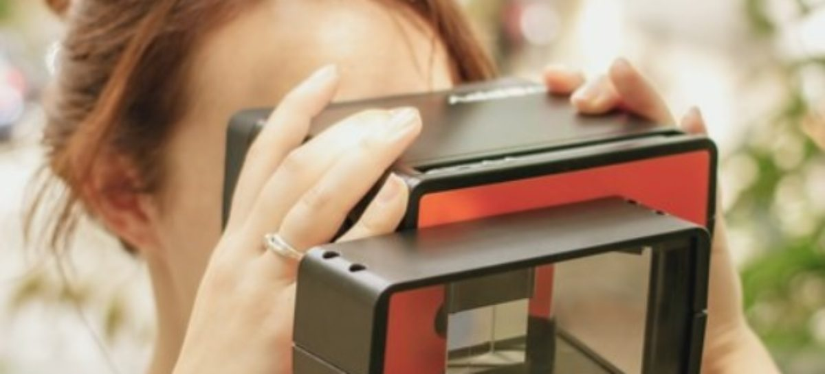 Poppy 3D Transforms Your iPhone Into A 3D Camera And Viewer