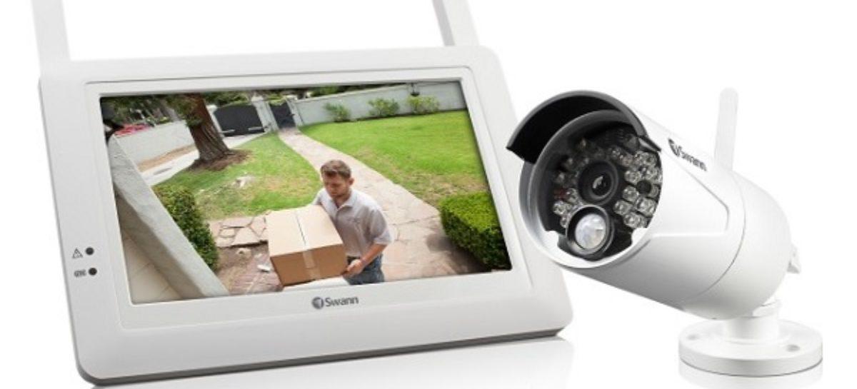 Swann Digital Wireless Security System