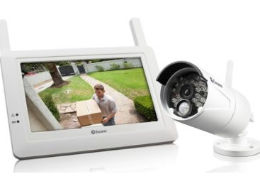 Swann Digital Wireless Security System