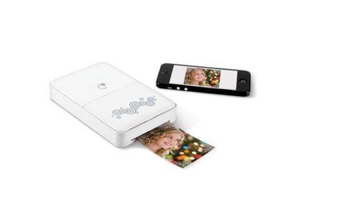 The Portable Smartphone Photo Printer