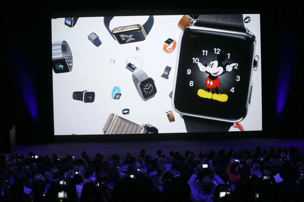 Apple Watch is designed to be completely customizable