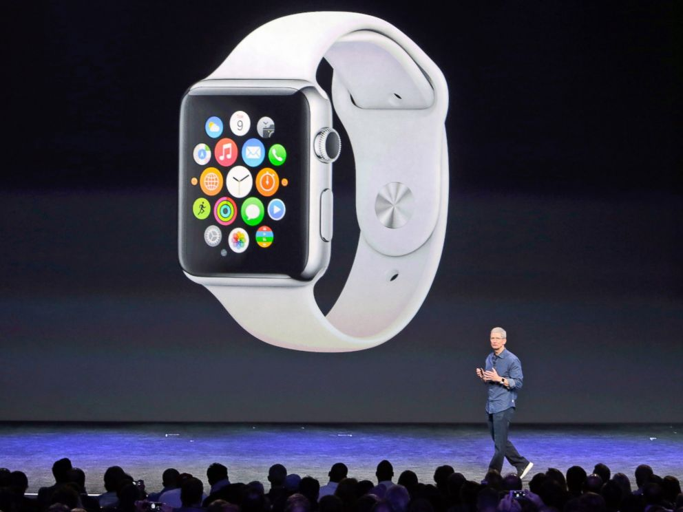 Apple Watch launched