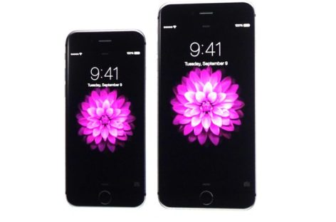 Apple introduces iPhone 6, large-screen iPhone 6 Plus