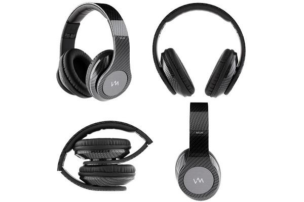 VM Audio Elux Carbon Fiber Edition Over-Ear Headphones