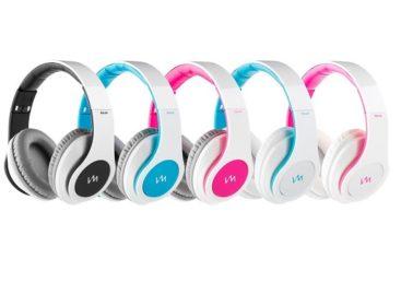 VM Audio Elux Over-Ear Headphones