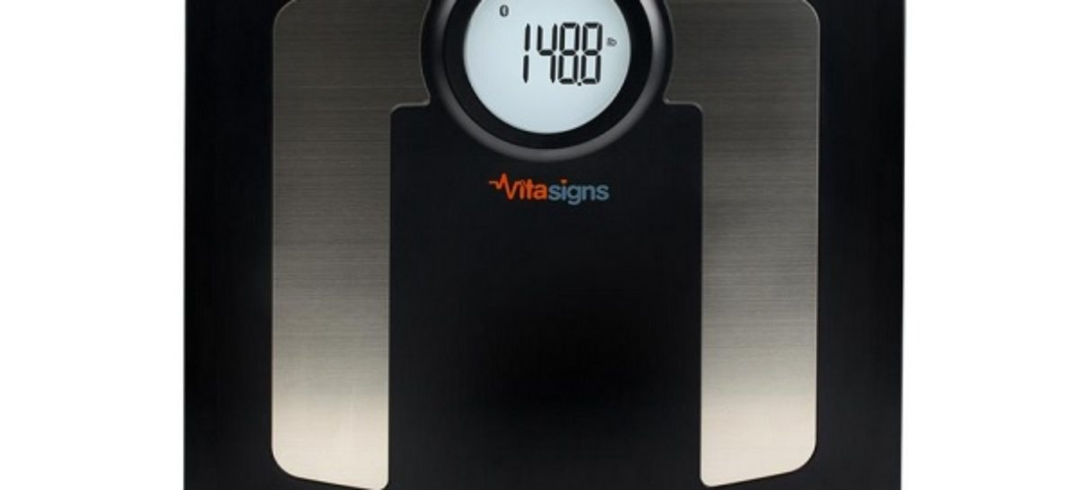 Vitasigns Digital Body Analyzer Scale