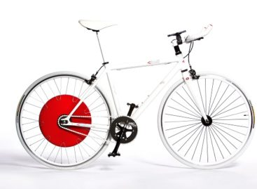 The Copenhagen Wheel Transforms Ordinary Bikes Into An Electric Hybrid