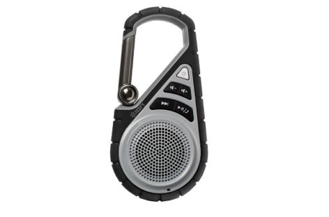 ION Clipster Active Portable Clip-on Speaker