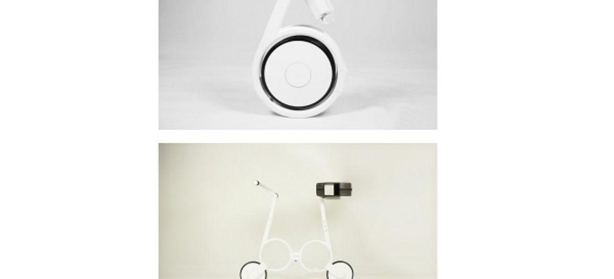 Impossible Folding Electric Bike