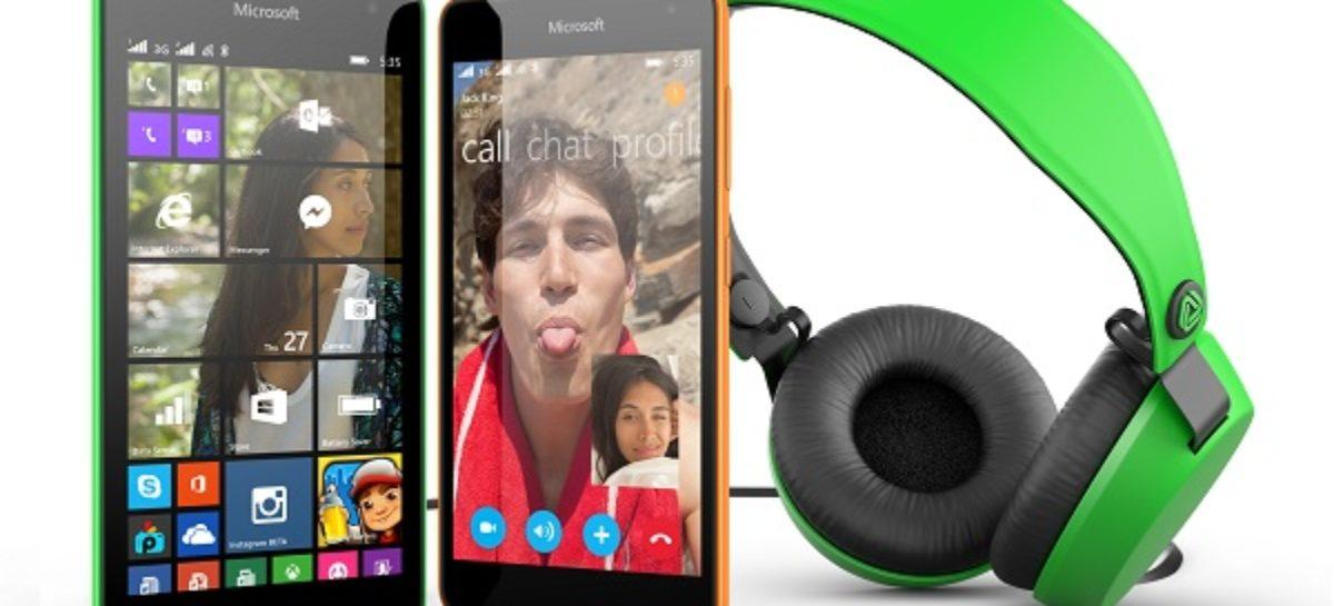 Microsoft Lumia 535 Announced