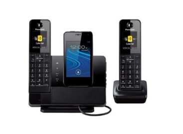 The Panasonic Link2Cell Handset