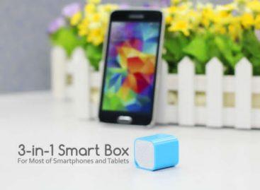3 in 1 Smart Box