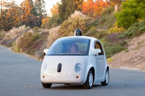 Google Unveils Self-Driving Car