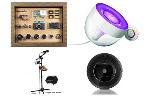 Unique Gadget Gifts For The Holidays
