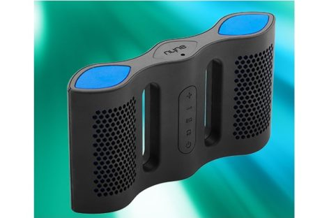 NYNE Aqua Waterproof Wireless Speaker